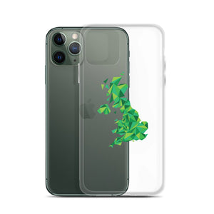 United Kingdom Emerald Forest iPhone Case