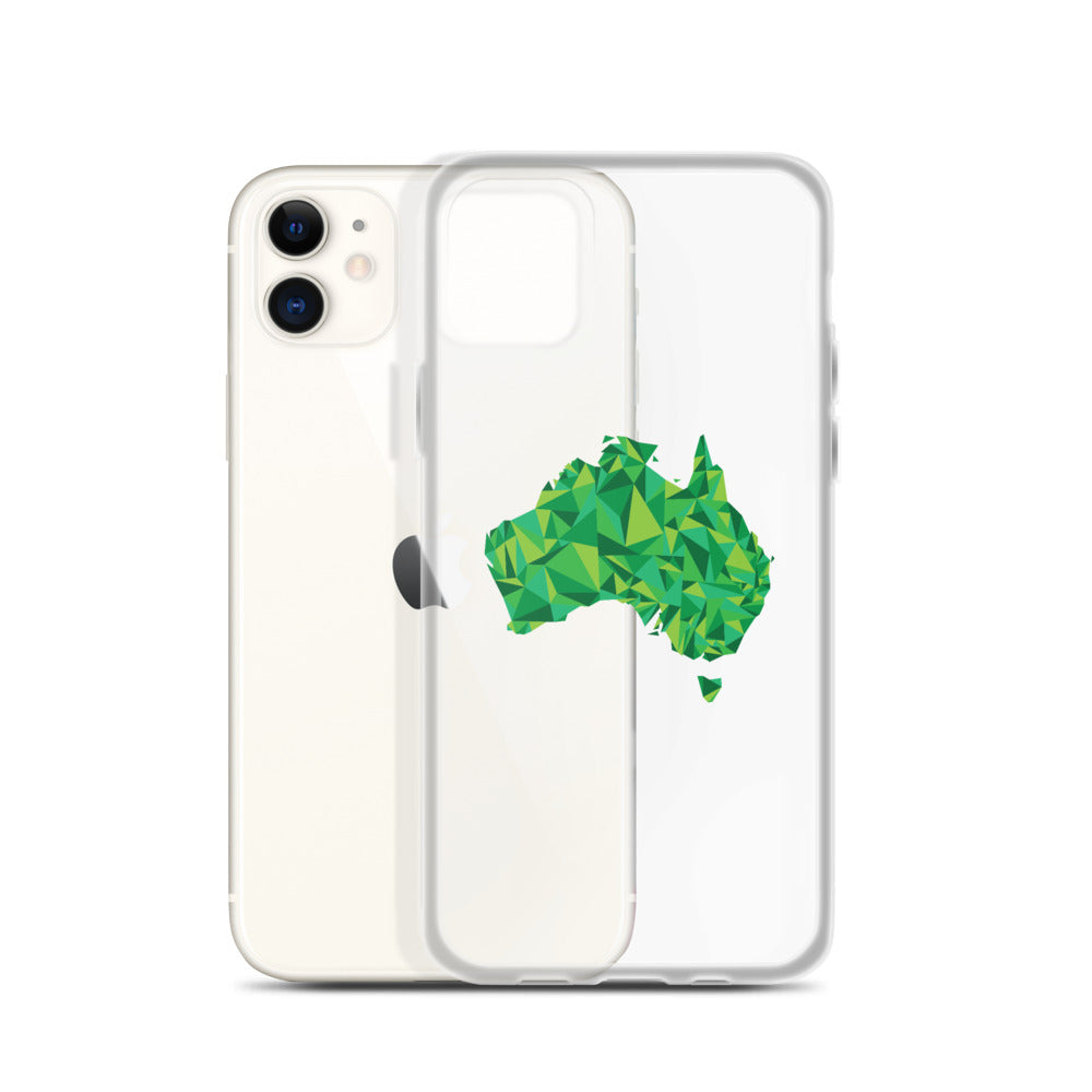 Australia Emerald Forest iPhone Case