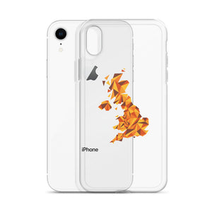 United Kingdom Desert Rock iPhone Case
