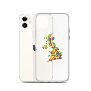 United Kingdom Bright Earth iPhone Case