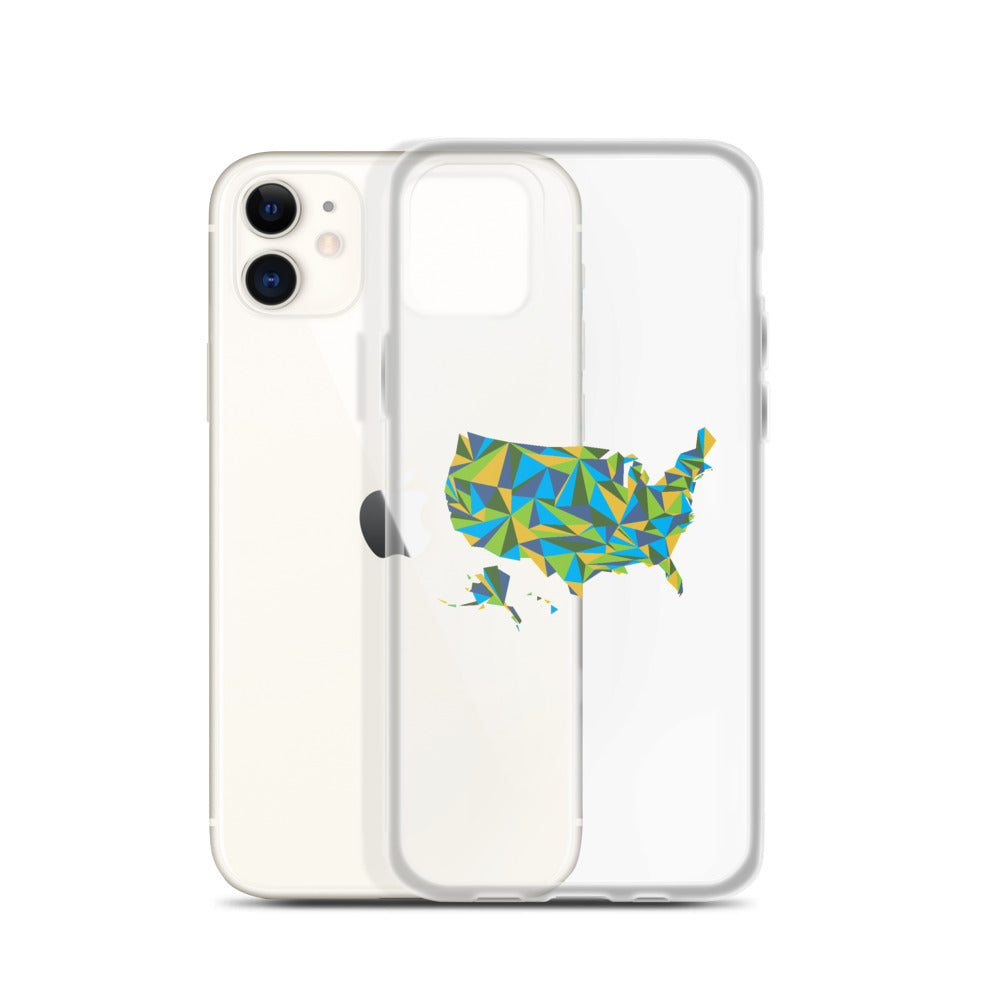 United States Summer Nights iPhone Case