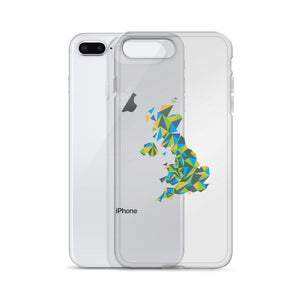 United Kingdom Summer Nights iPhone Case