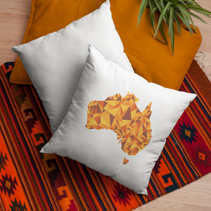 Australia Desert Rock Throw Pillow Cover
