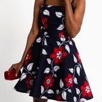 Audrey Flare Dress