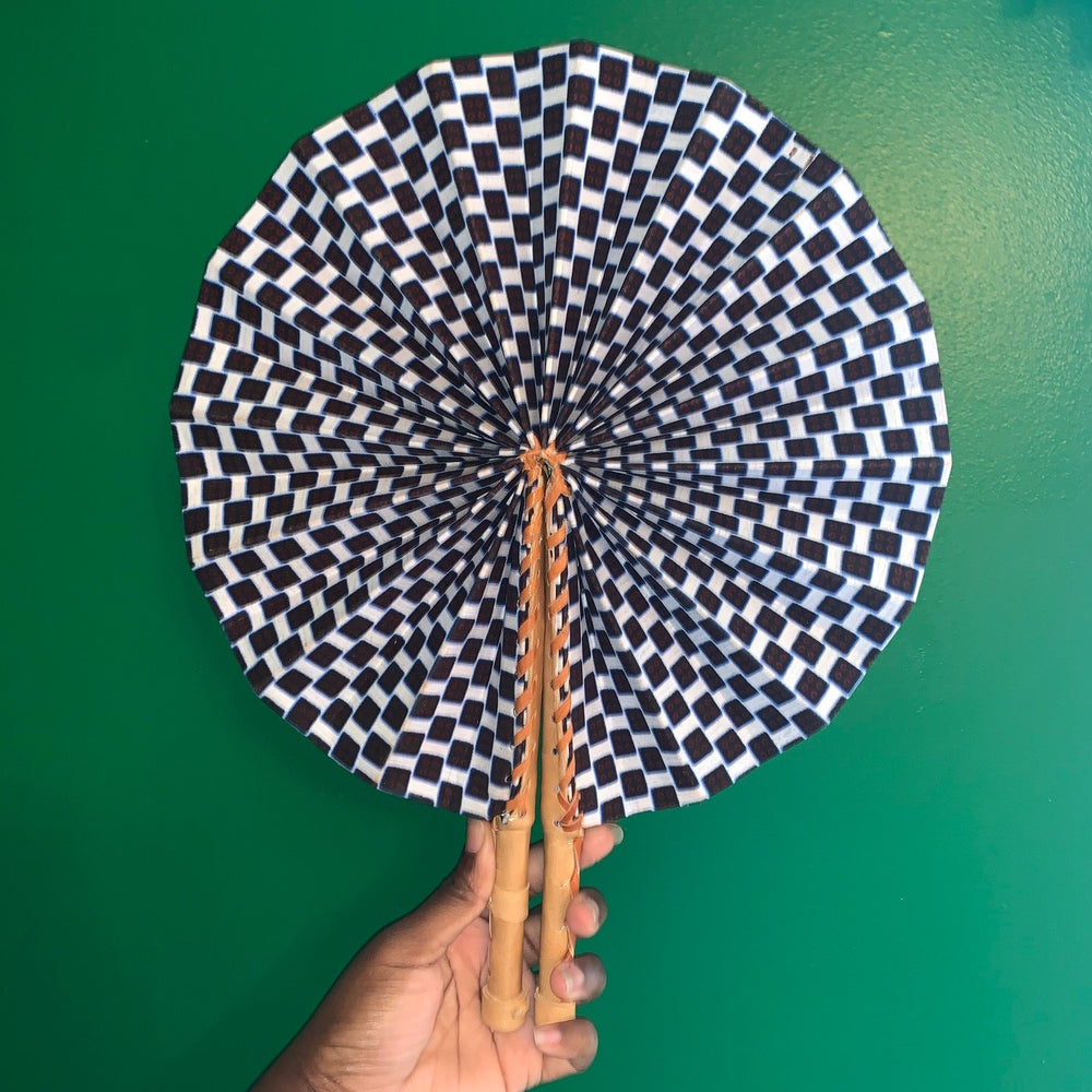 Ade Set Hand Fan