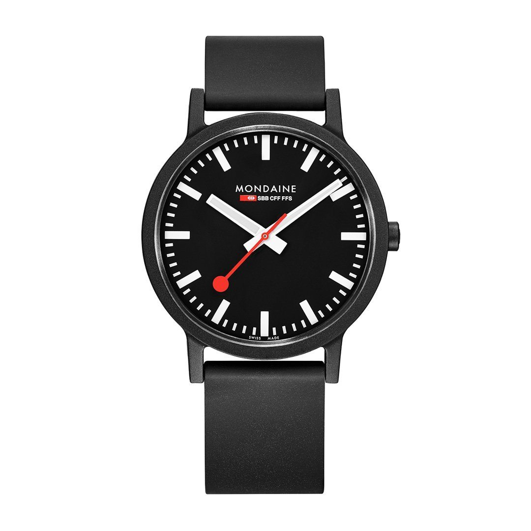 Mondaine Official Swiss Railways Essence Wrist Watch