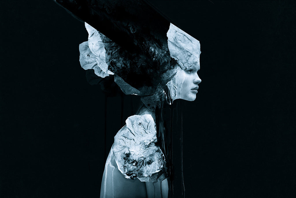 Fashion & Art photography prints for sale-Sins Of Jezebel By TOMAAS