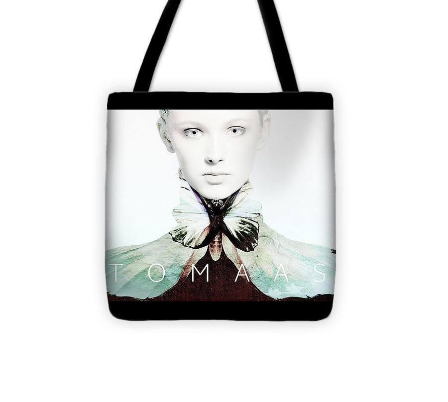 Angels  Butterflies By TOMAAS - Tote Bag