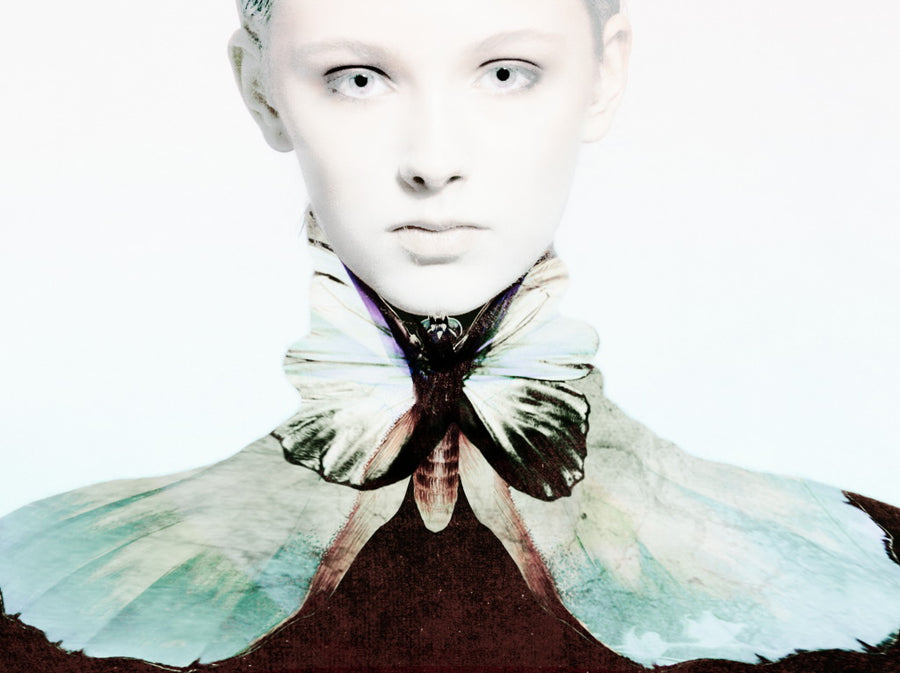 Fashion & Art photography prints for sale - Angels & Butterflies By TOMAAS
