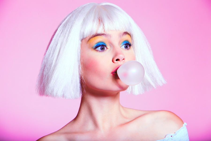 Fashion & Art photography prints for sale-Candy Warhol By TOMAAS