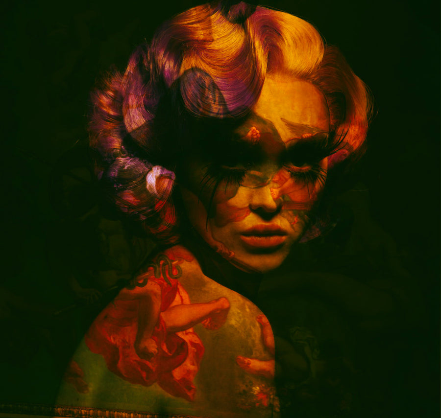 Fashion & Art photography prints for sale - Changing In The Face Of Grace- By TOMAAS