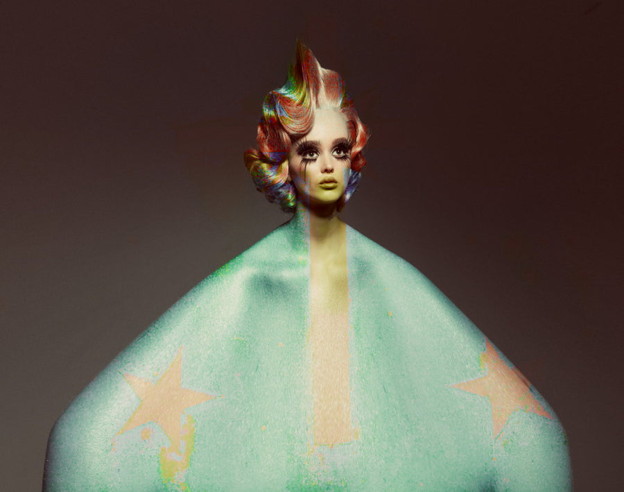 Fashion & Art photography prints for sale - In Search Of The Light - By TOMAAS