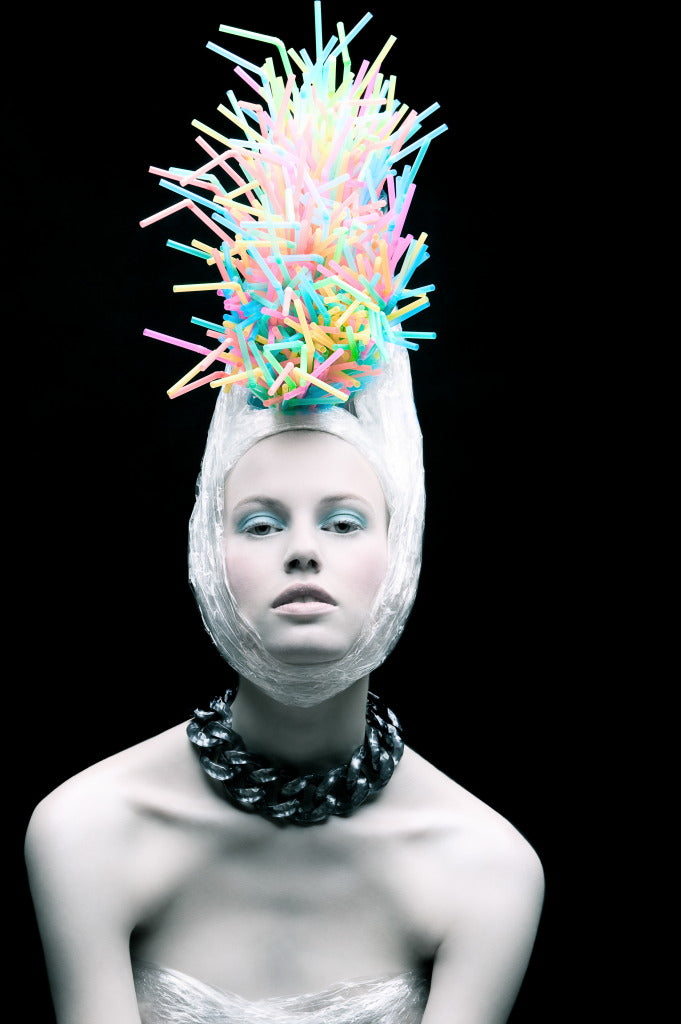 Fashion & Art photography prints for sale-Plastic Fantastic By TOMAAS