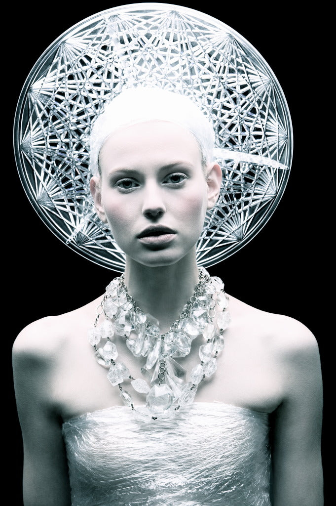 Plastic Fantastic By TOMAAS Fashion & Art photography prints under acrylic glass for sale -