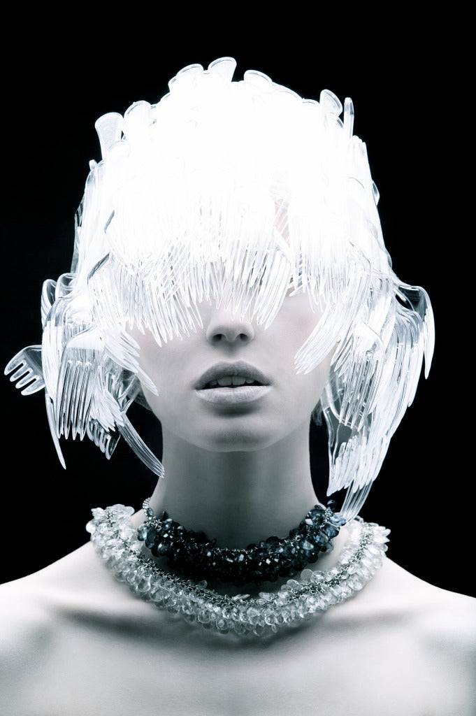Fashion & Art photography prints for sale - Plastic Fantastic By TOMAAS