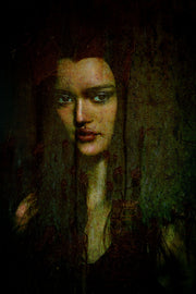 Fashion & Art photography prints for sale - Playing Mona Lisa - By TOMAAS