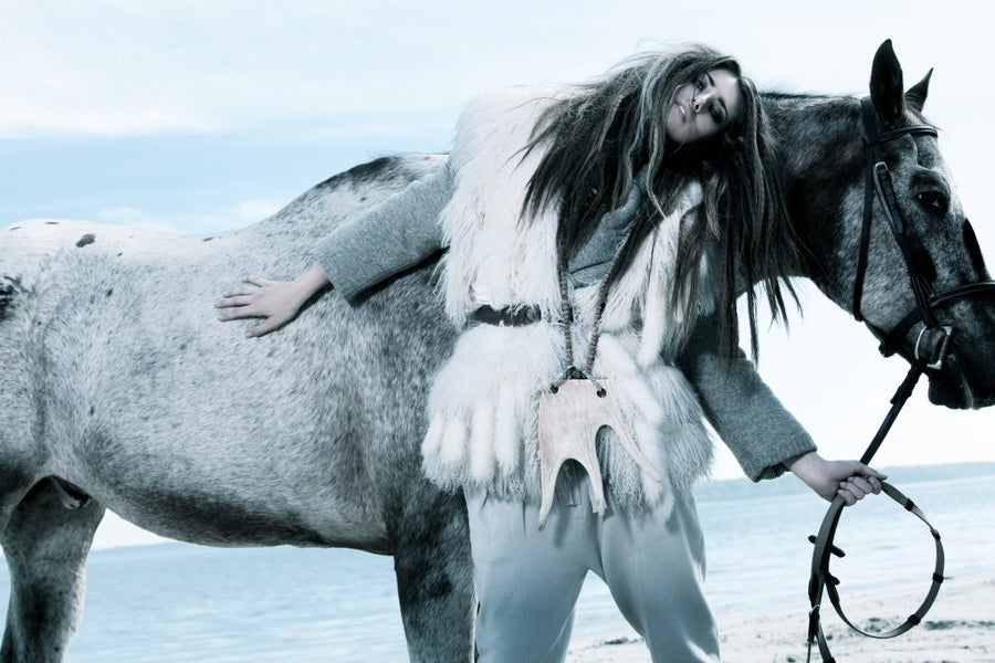 Fashion & Art photography prints for sale - Spirit Rider - By TOMAAS
