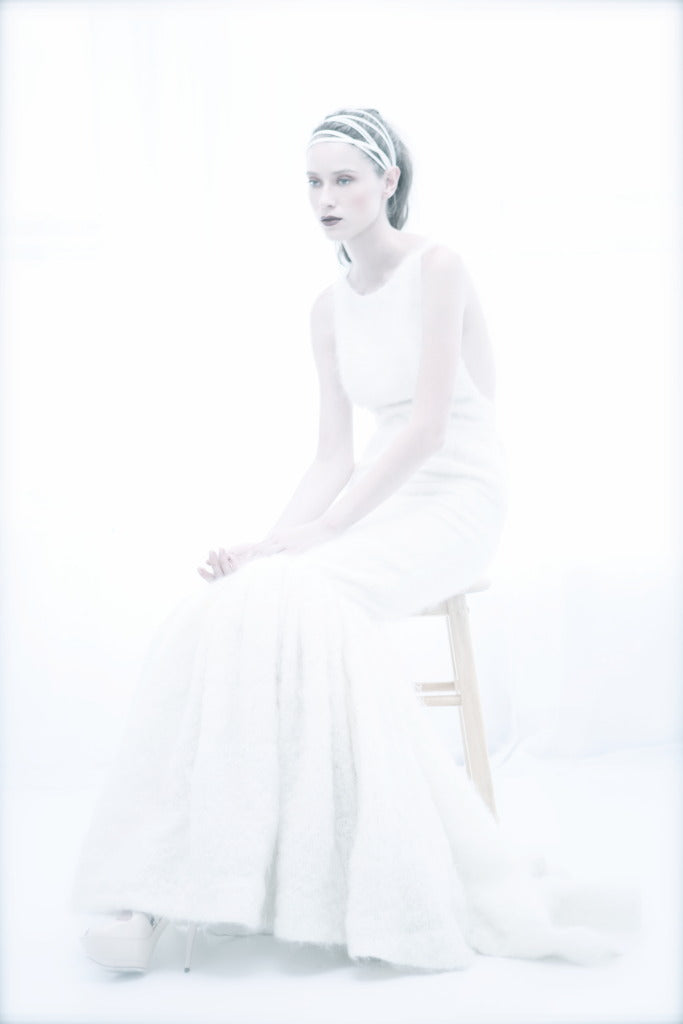 White Dreams By TOMAAS - Fashion & Art photography prints under acrylic glass for sale