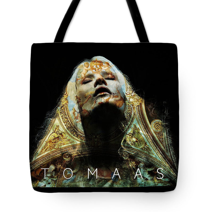 Angels and Demons By TOMAAS - Tote Bag