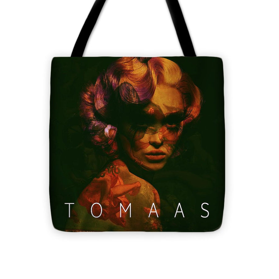 Changing In The Face Of Grace- By TOMAAS  - Tote Bag