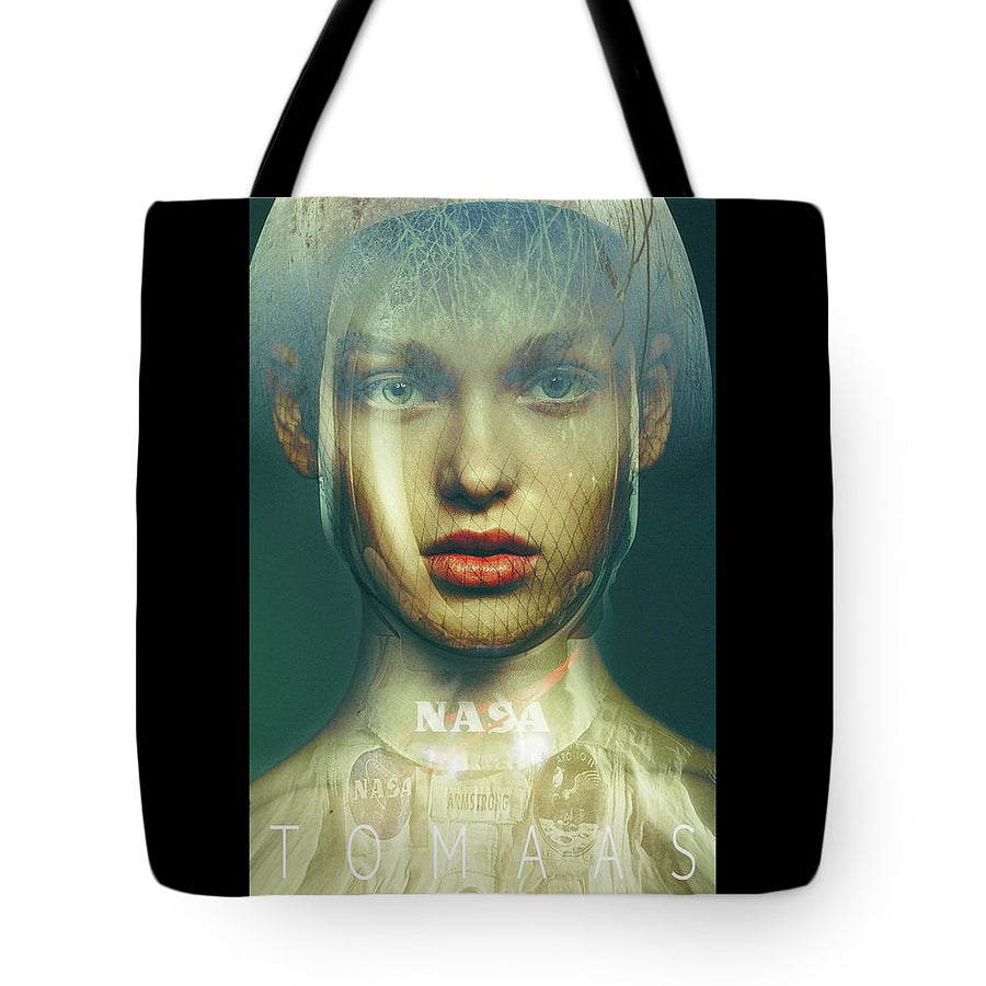 Orbital Perspective - By TOMAAS - Tote Bag