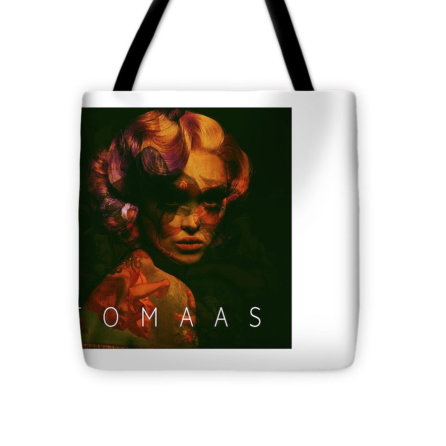 Changing In The Face Of Grace By TOMAAS - Tote Bag