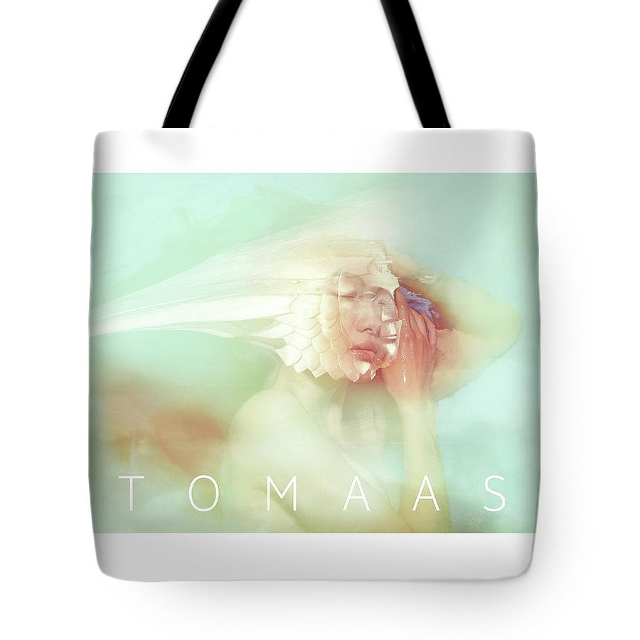 Just Close Your Eyes - By TOMAAS - Tote Bag
