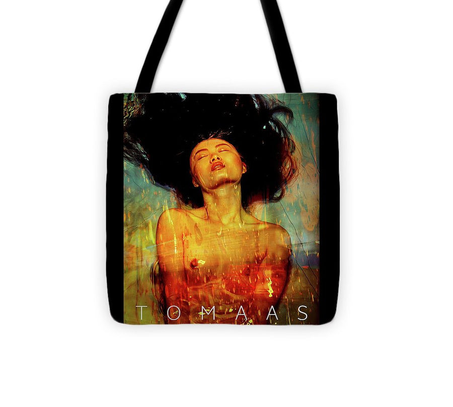 Splish Splash - By TOMAAS - Tote Bag