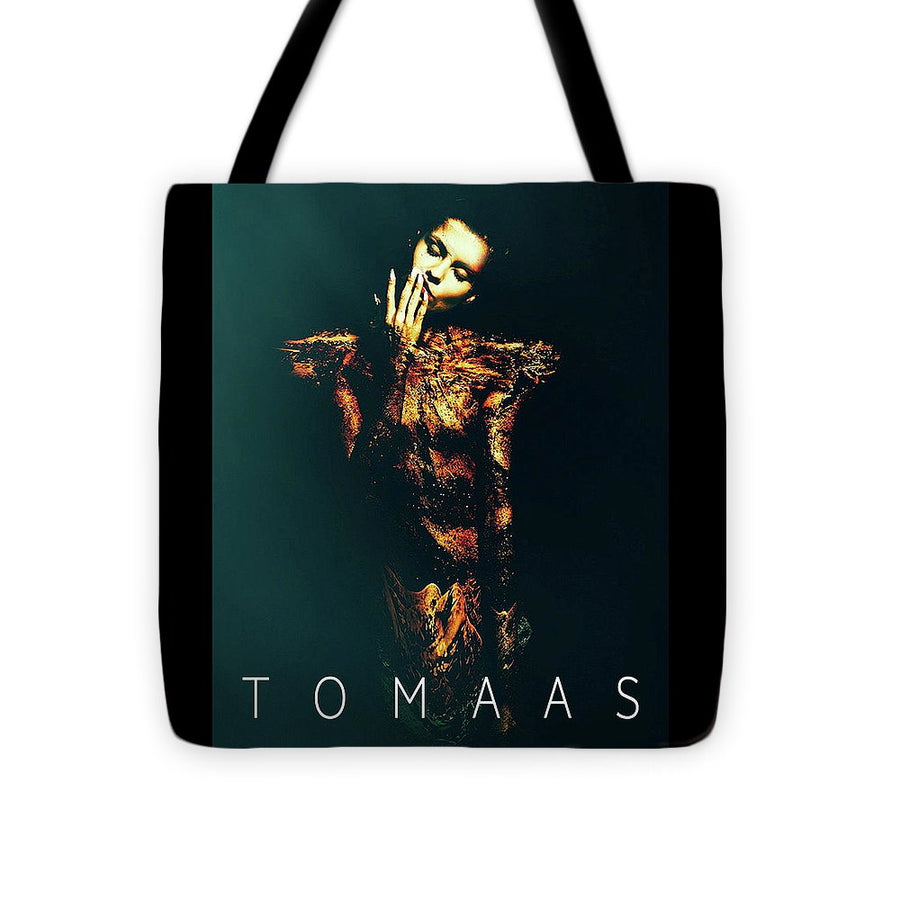 Planetoid_Divisers - By TOMAAS - Tote Bag