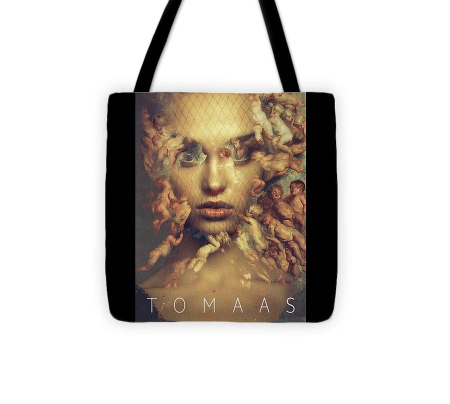 Ovulation_Brain - By TOMAAS - Tote Bag