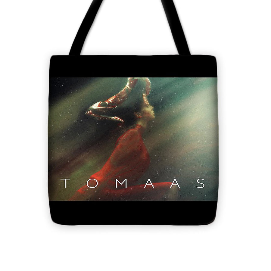 Sin Against The Light - By TOMAAS - Tote Bag