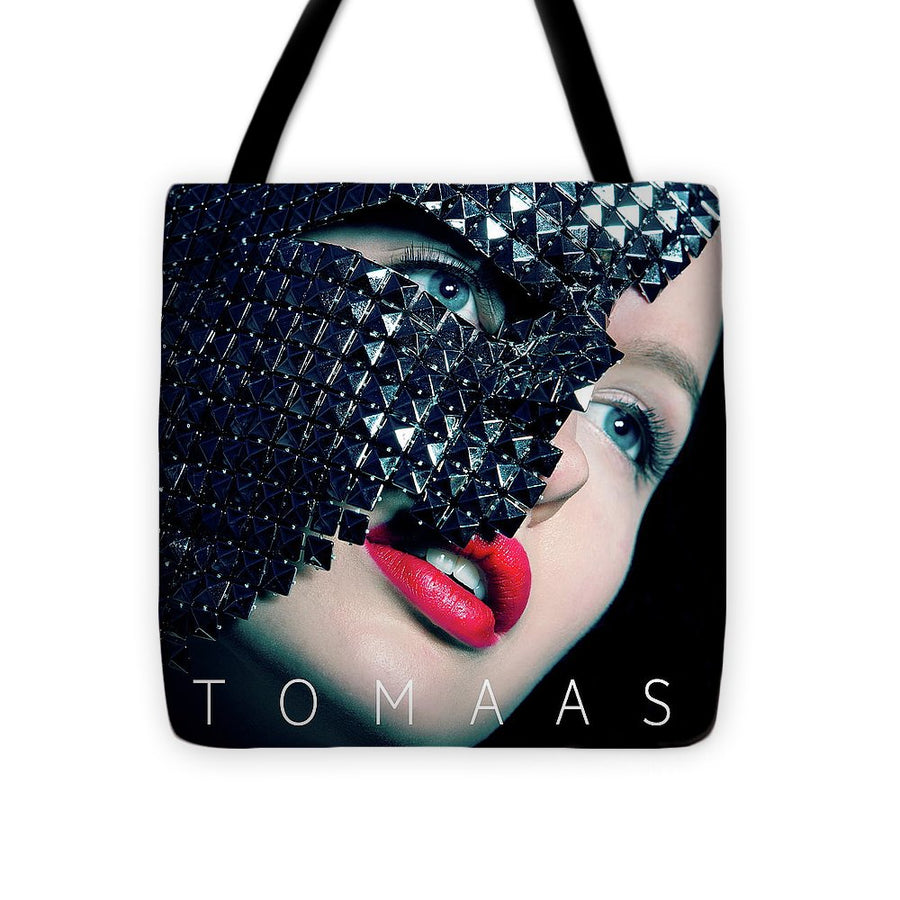 Snowblue  By TOMAAS - Tote Bag