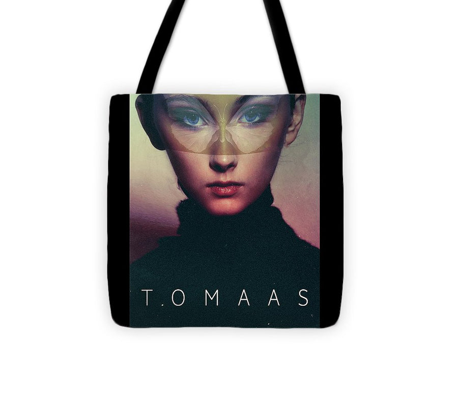 Angels and Butterflies By TOMAAS - Tote Bag
