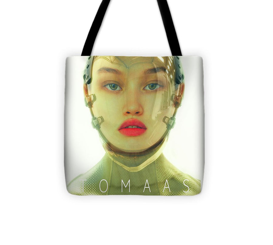 Almost Human By TOMAAS - Tote Bag