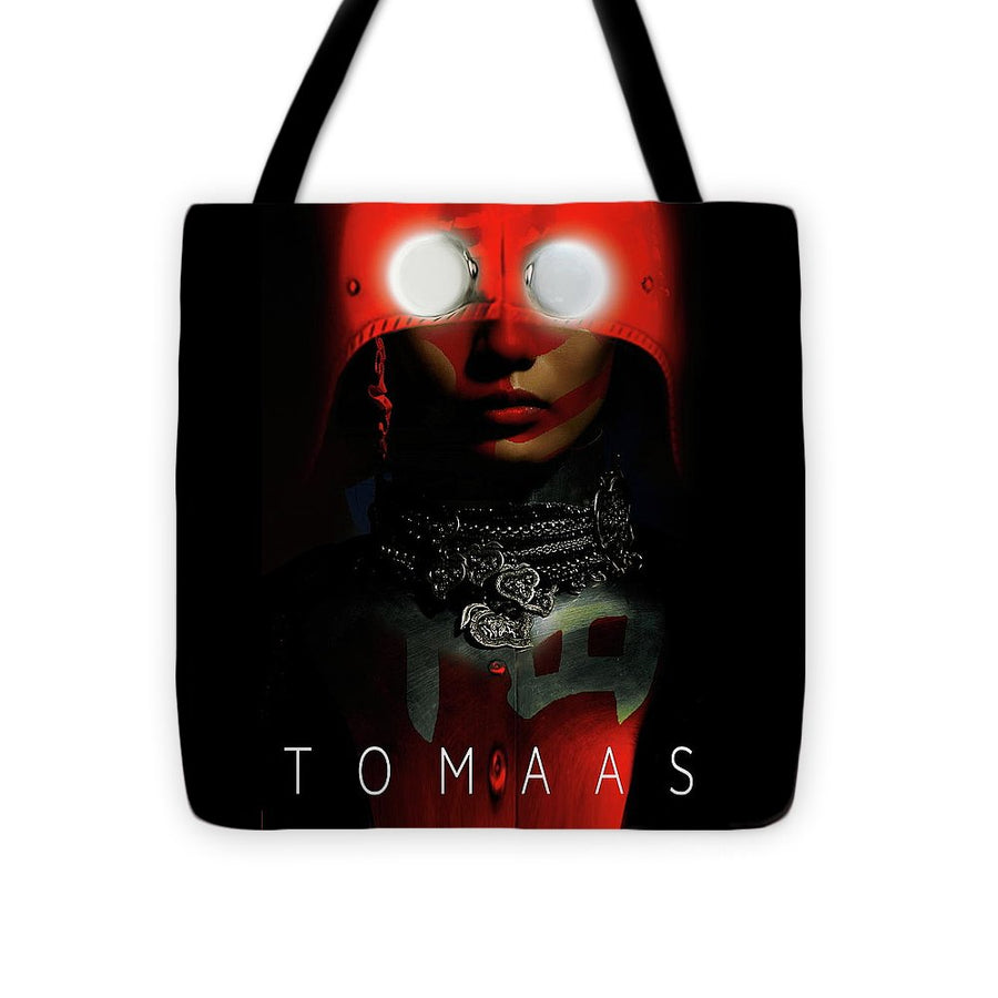 The Fantastic Fear Of Everything By TOMAAS  - Tote Bag