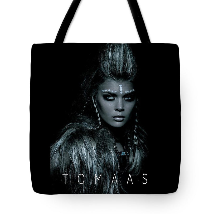 The Last Warrior By TOMAAS - Tote Bag