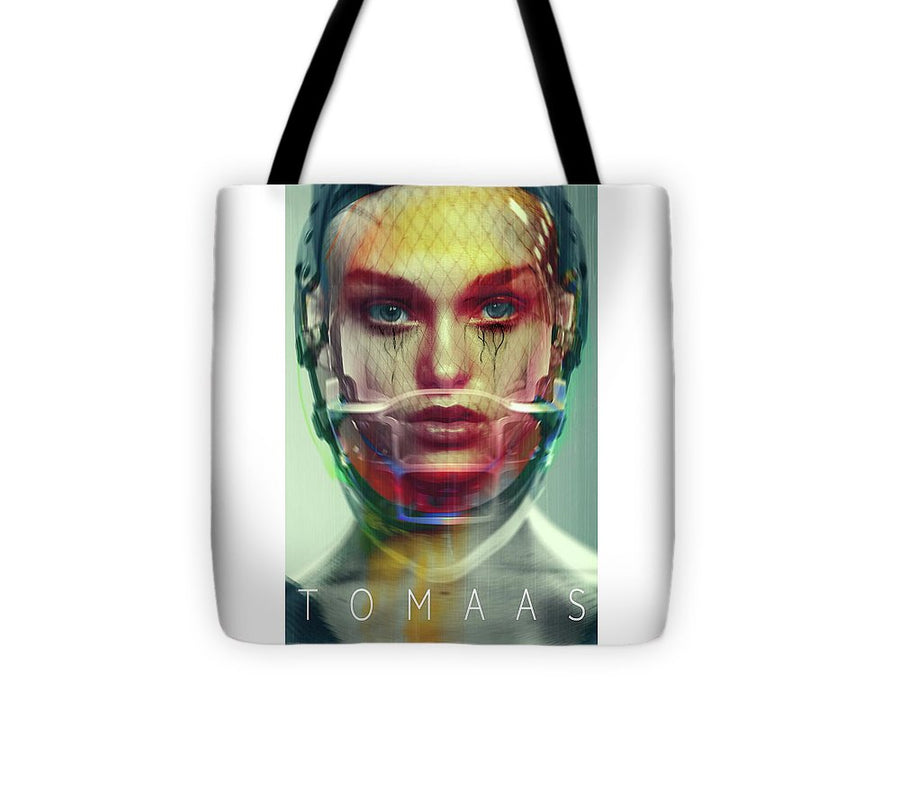 The Past Behind Your Back By TOMAAS - Tote Bag