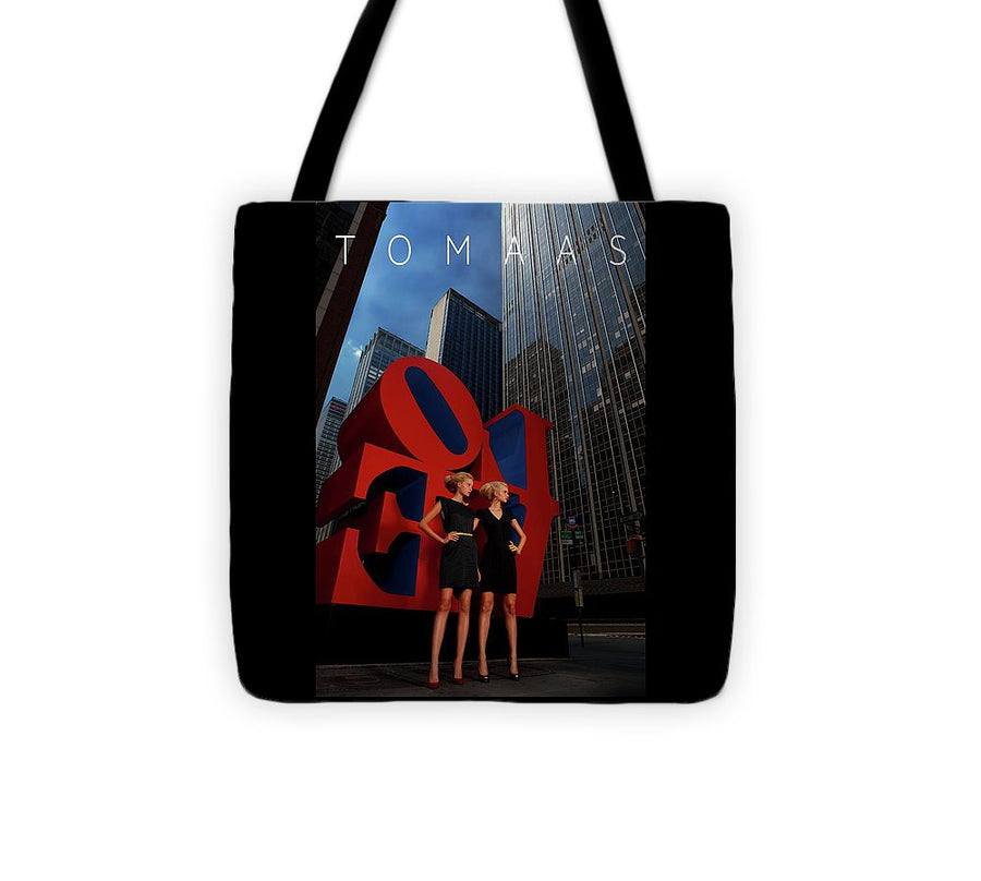 The Visitors By TOMAAS - Tote Bag
