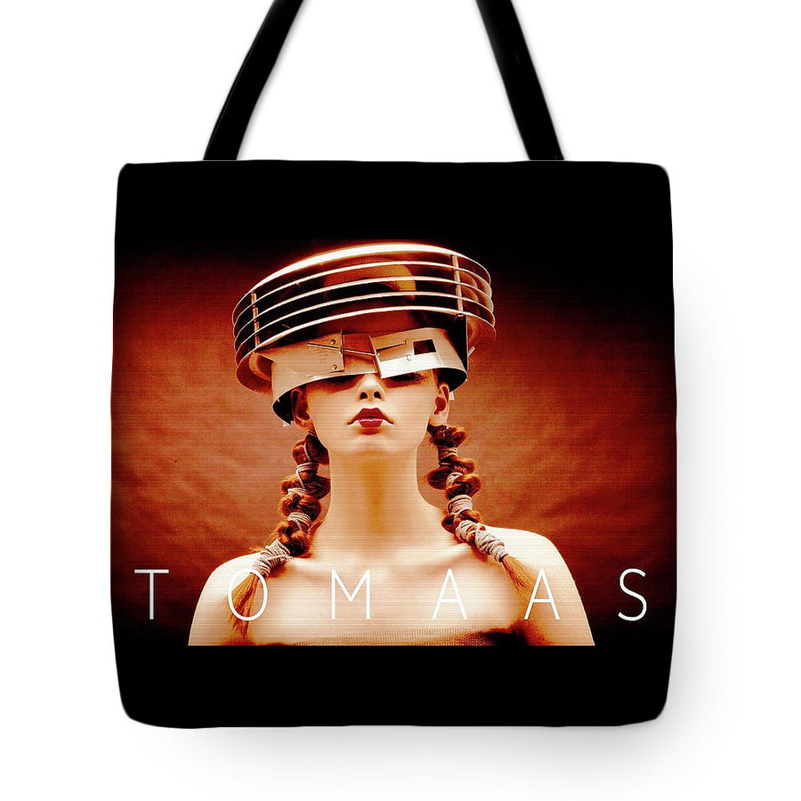 La Justiciere By TOMAAS - Tote Bag