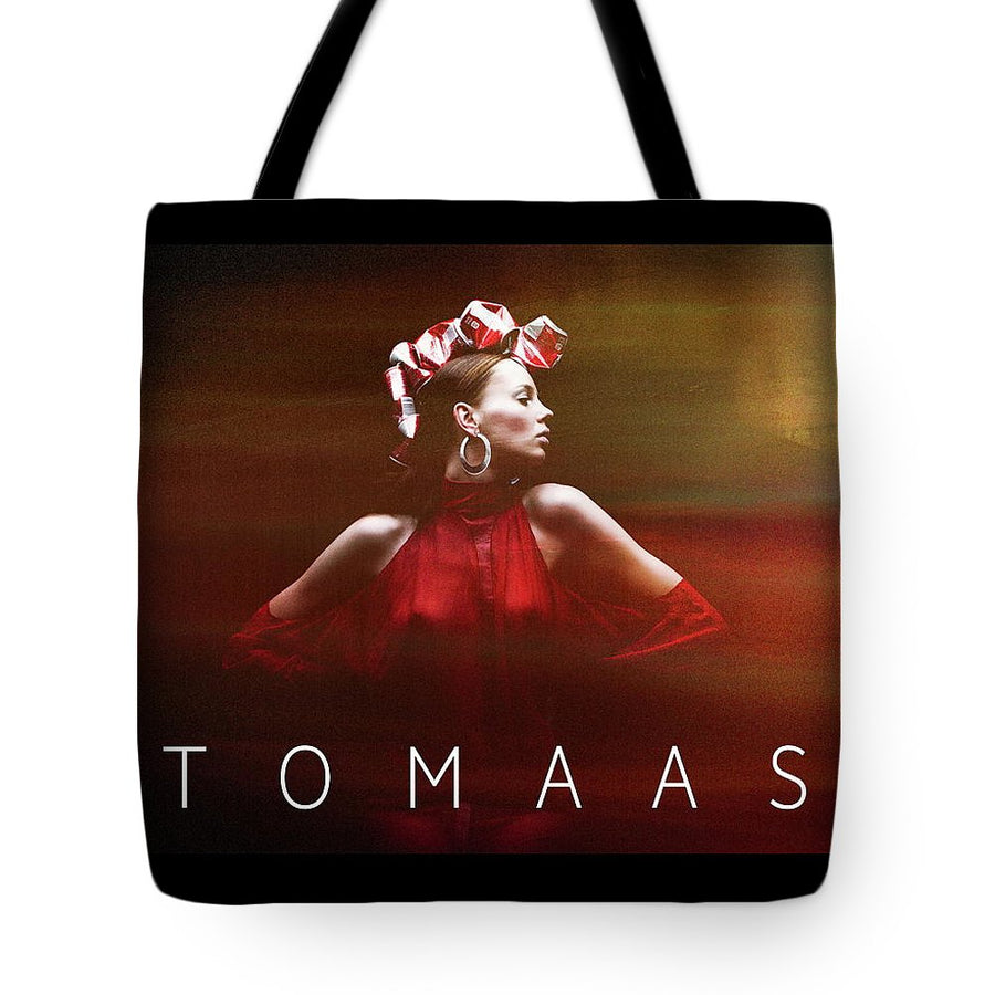 Junkfood Queen - By TOMAAS - Tote Bag