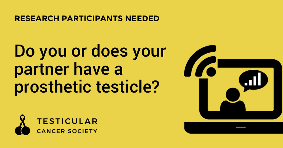 Research Participants for Testicular Prosthesis Survey