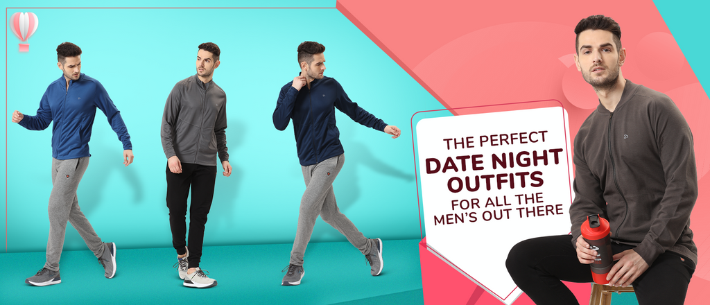 The perfect date night outfit for all the men's out there