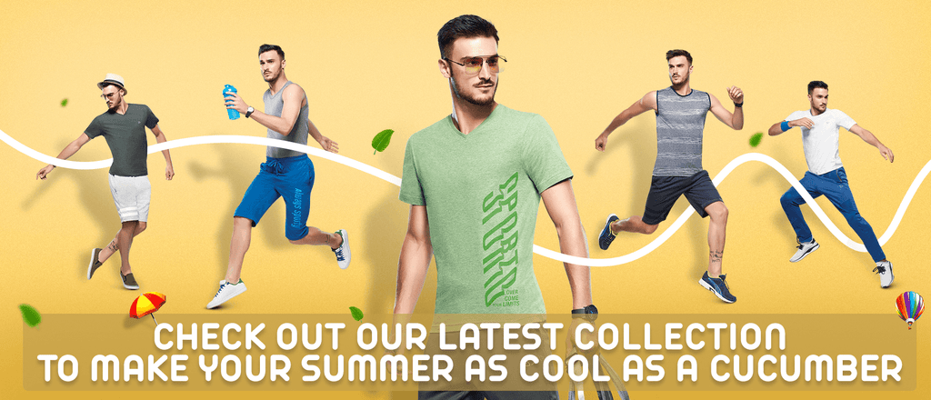 Check out our latest collection to make your summer as cool as a cucumber