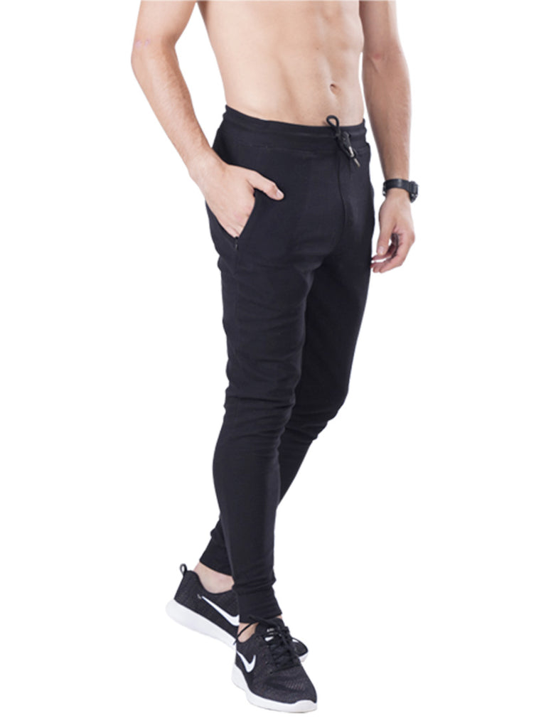 Slim fit joggers for Men- Navy