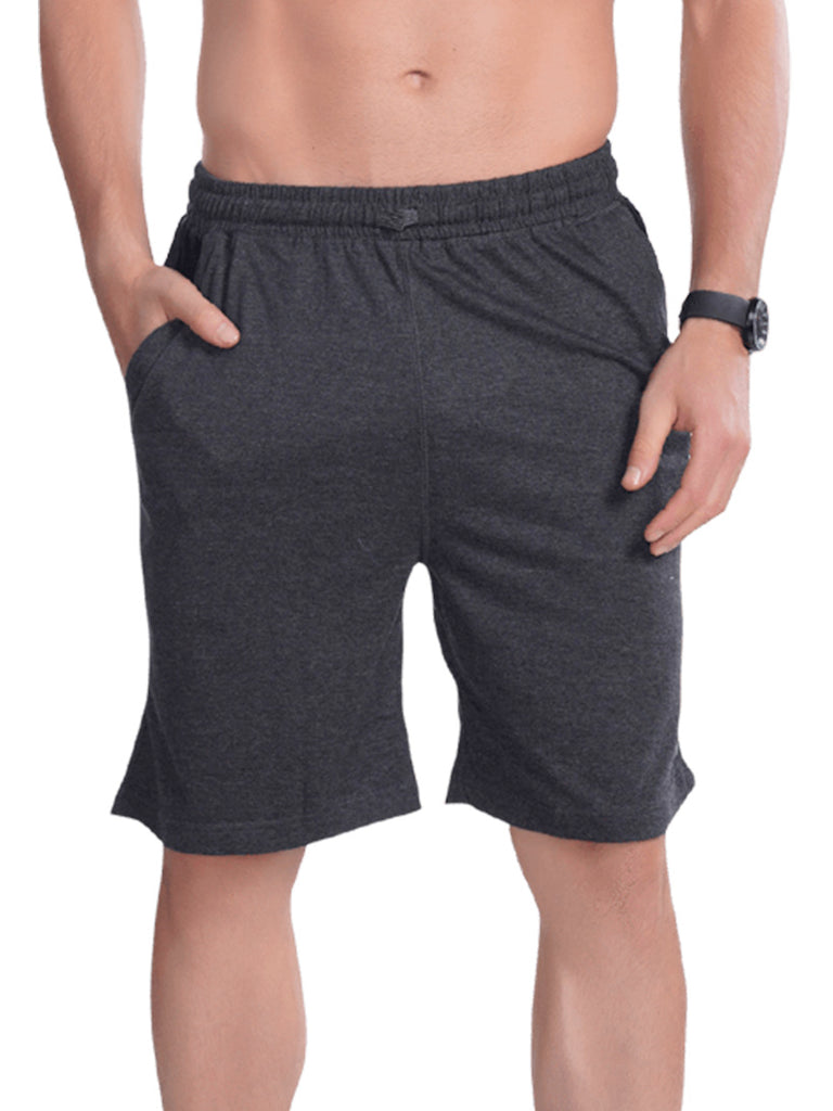 Men's Pocket Shorts - Slate Gray