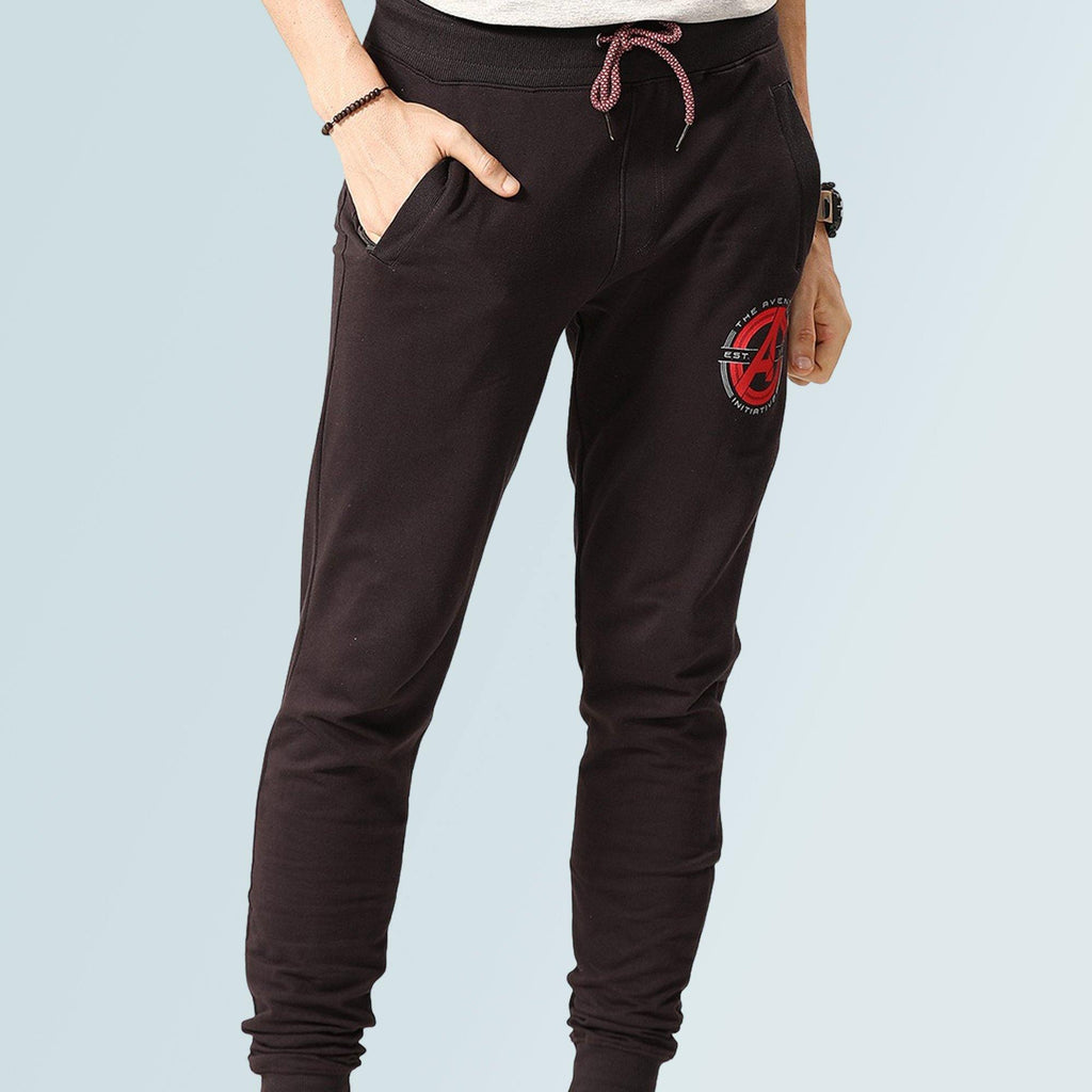 Avengers Track Pants - Dark Grey