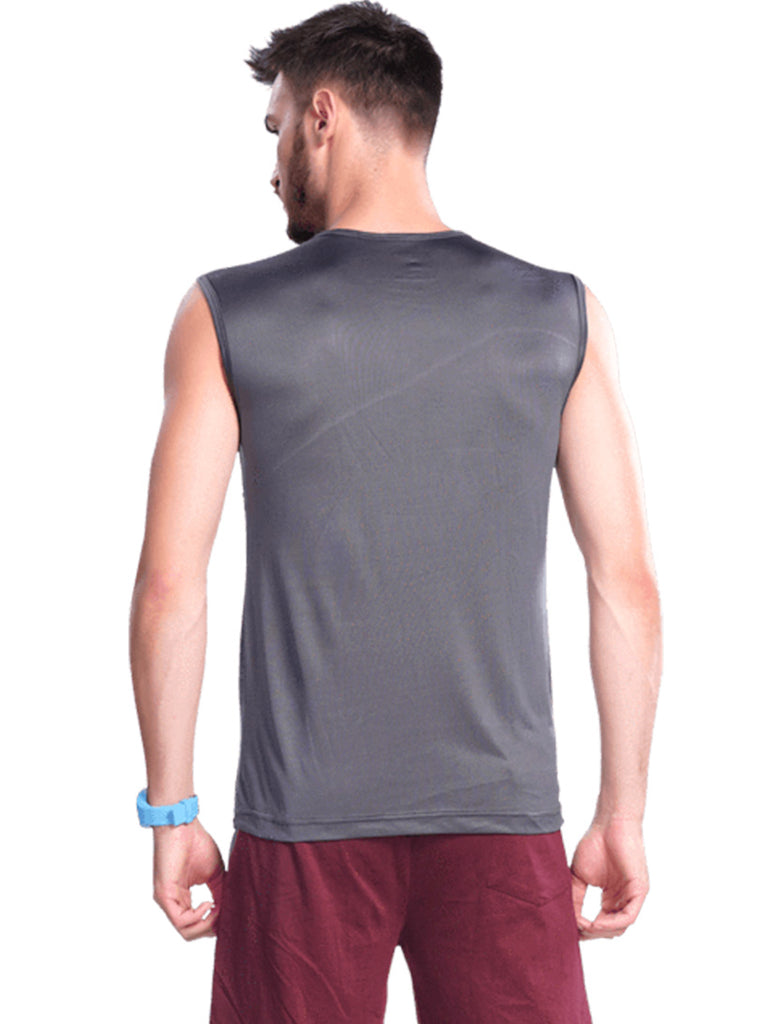 Buy Slate Grey Dual Colour Sports Jersey Online In India