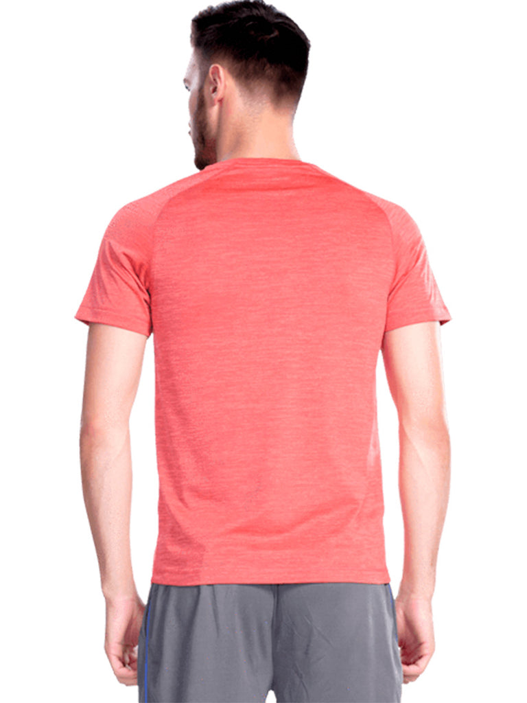 Buy Red Round Neck Sports Jersey For Men At Best Price Online In India