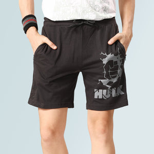 Hulk Men's Shorts - Grey