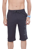 Men's Capri- Dark Grey
